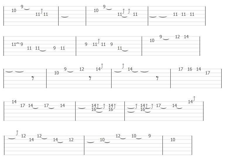 Red Hot Chili Peppers - Californication (Solo Tab)