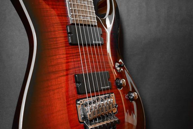 Read more about the article 7-Saiter E-Gitarren (3 gute und günstige Modelle)