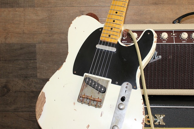 Read more about the article Telecaster Gitarren: 4 T-Style Modelle unter 500 Euro