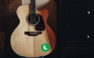 4 gute Westerngitarren für Anfänger bis 300 Euro