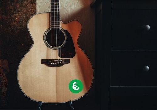Read more about the article 4 gute Westerngitarren für Anfänger bis 300 Euro