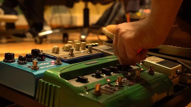 Read more about the article 5 Gitarreneffekte, die man haben sollte