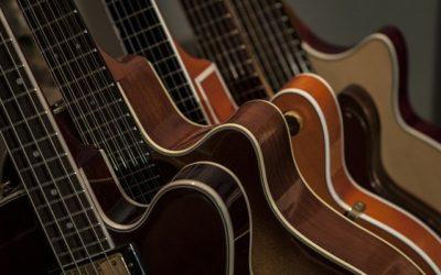 6 gute E-Gitarren bis 300 Euro